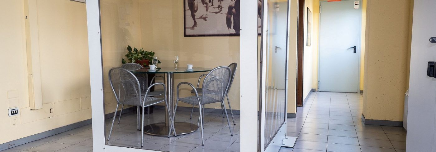 separatori per bar e ristoranti